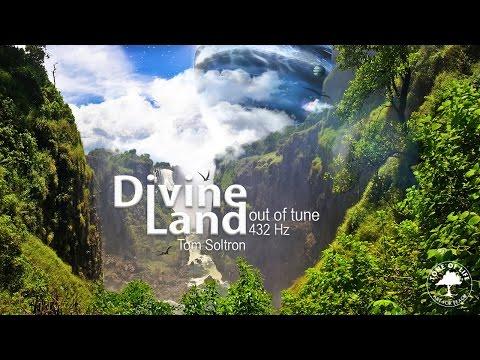 Divine Land - 432 Hz - Inner Journey - Tom Soltron ✺ Healing Sounds