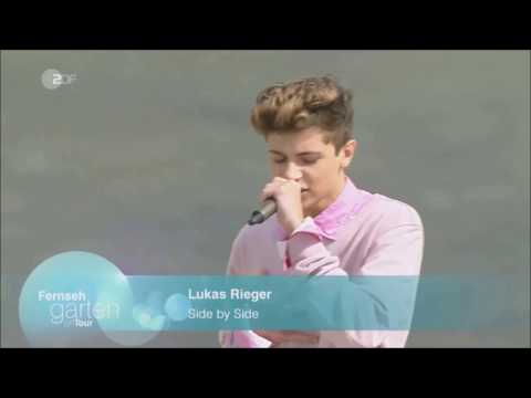 Lukas Rieger - Side by side