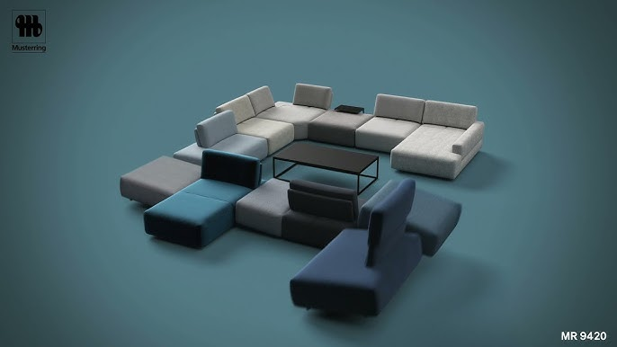 Set One By Musterring Sofa So 4300 Youtube