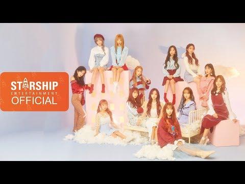 [Preview] 우주소녀(WJSN) THE 4TH MINI ALBUM [Dream your dream]