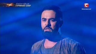 Севак Ханагян - Непобедимый - Панайотов | Первый прямой эфир «Х-фактор-7» (05.11.2016)