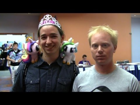 Joe Goes Bronies (My Little Pony Convention)