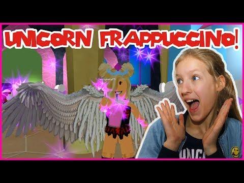Unicorn Frappuccino in My Fairy Highschool!