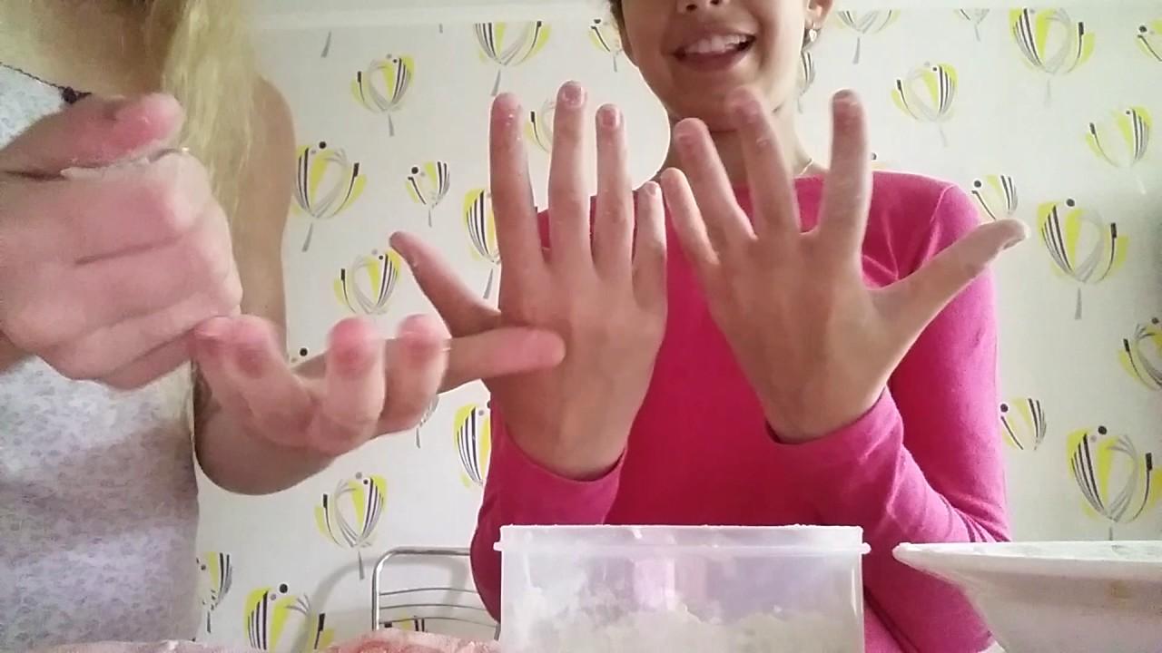 Как сделать лизуна с моющим средством 999