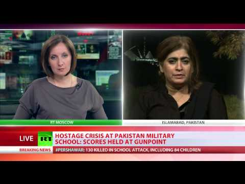 Defense analyst Maria Sultan interview with RT International on Pakistan hostage crisis