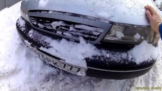 Заводим  Daewoo Nexia 1996г после месяца простоя на морозе...
