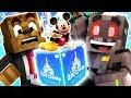 Minecraft Mods: Disney Lucky Block! (Funny Moments)