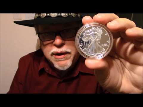 Silver Coin Collection Dimes, ASMR