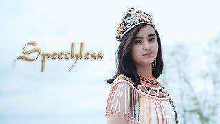 Speechless - Naomi Scott (Indonesian Ethnic Music Cover by Cyntania X Satunama Project) REMIX