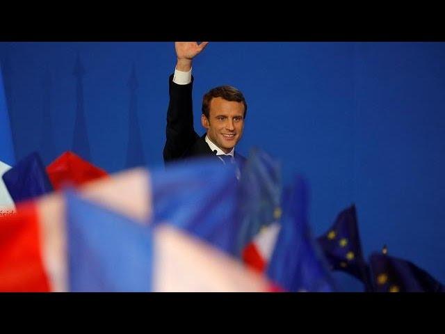 Макрон обещает усилить Францию и Европу