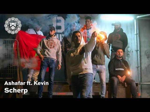 Ashafar - Scherp ft. Kevin (prod. Trobeats)
