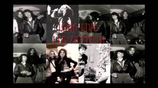 Led Zeppelin - Over The Hills & Far Away - Long Beach 03-12-1975 Part 3