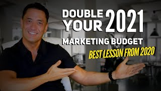 Double your marketing budget using these two platforms in 2021