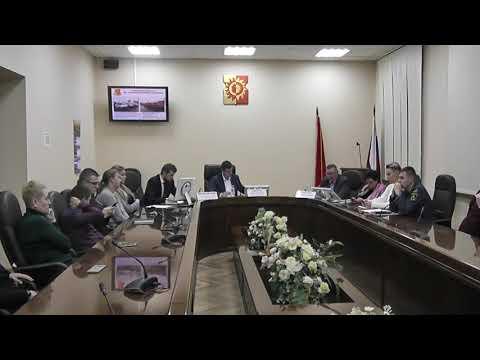 Встреча главы управы района Солнцево с населением 16.10.2019 (ч.1)