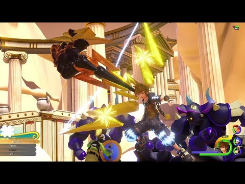 KINGDOM HEARTS III Orchester-Trailer [Deutsch]