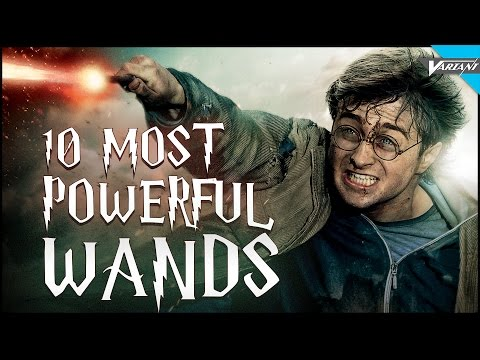 Harry Potter: 10 Most Powerful Wands!