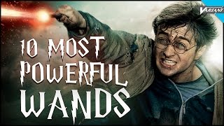 Today on Variant Arris counts down the 10 most powerful wands in th...
