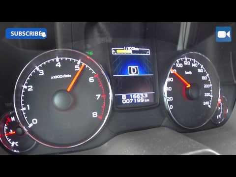 2014 Subaru Outback 2.5i NICE! 0-160 km/h Acceleration