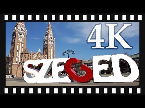 Video 21: Szeged 4K (Napfényfürdő Aquapolis)