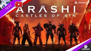Arashi Castles of Sin [TEST] - PSVR PlayStation VR - Notre Test, avis, critique.