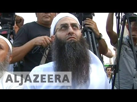 Lebanon sentences Muslim cleric to death over deadly attack