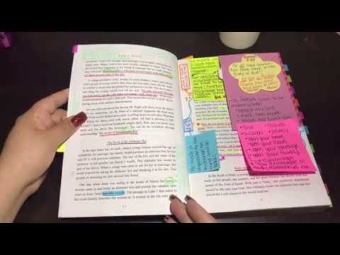 How I annotate my books 📚