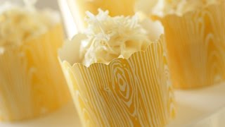 Beth's Banana Coconut Cupcake Recipe