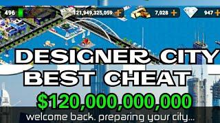 Designer City Worlds Best Cheat 100% Working! screenshot 5