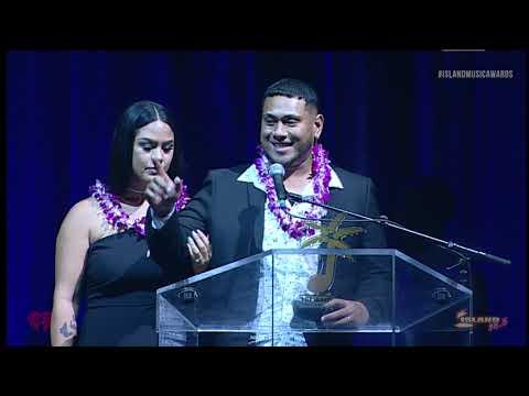 Island Music Awards - FIA Music Video Award Acceptance Speech