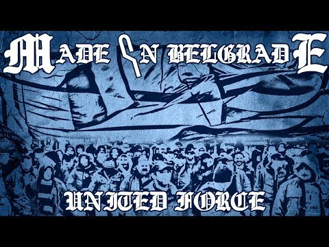 UNITED FORCE - Made in Belgrade