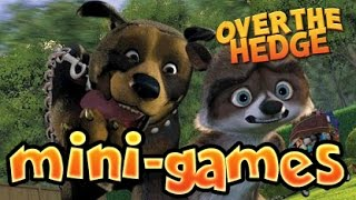 Over The Hedge - Mini Games - R.C. Rally (PS2, GCN, XBOX, PC)