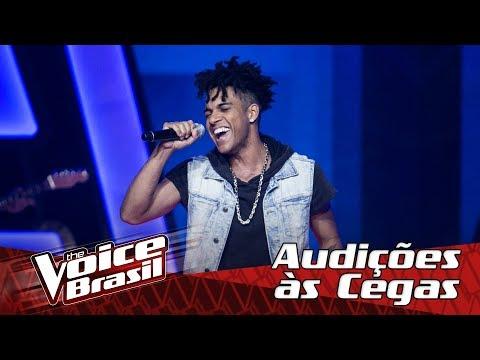 Vinicius D'Black canta 'Bom' na Audição – 'The Voice Brasil' | 6ª Temporada