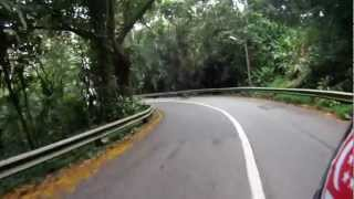 Rifle Range Road Longboarding Downhill Session Singapore