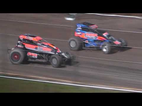 UMSS Traditional Sprint Highlights - Cedar Lake Speedway 08/23/2019