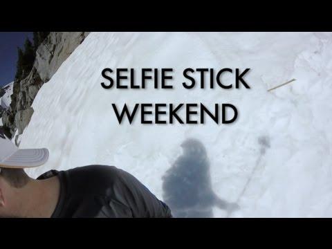 selfie stick weekend youtube. Black Bedroom Furniture Sets. Home Design Ideas