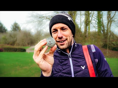 PLAYING GOLF WITH OLD GOLF BALLS