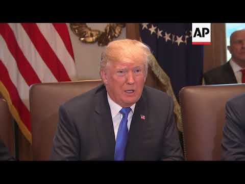 Trump Hails Passage of GOP Tax Bill - YouTube