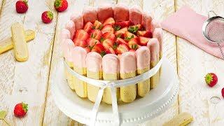 Торт Клубничный Тирамису: Рецепт Сладкого Шедевра - Для Особого Случая