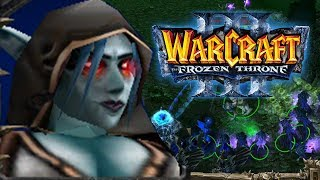 Warcraft 3 TFT - OSTRZE MROZU JEST GŁODNE - Kampania Nieumarłych ⚔️ eXtra klasyka / GIVEAWAY gier!