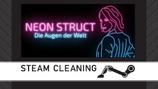Steam Cleaning - NEON STRUCT