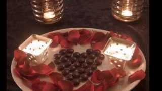 أفكار رومانسية لتسعدي زوجكِ Romantic Ideas