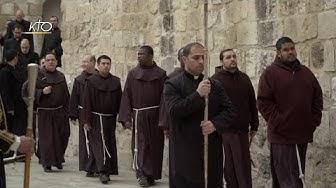Les gardiens de la Terre-Sainte