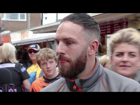 Luke Gale's love for horse racing
