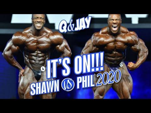Q & JAY- IT'S ON!-SHAWN VS PHIL 2020
