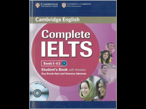 Cambridge IELTS Bands 5-6.5 Student's Book Audio