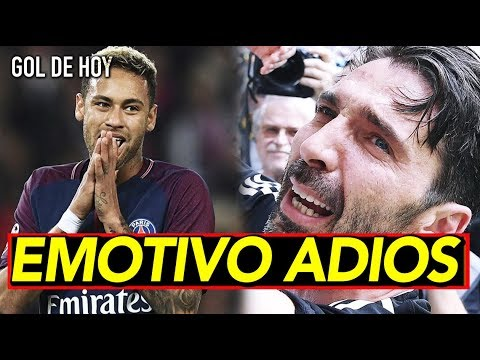 Neymar ya se fue del PSG I Emotiva despedida del histórico juventino