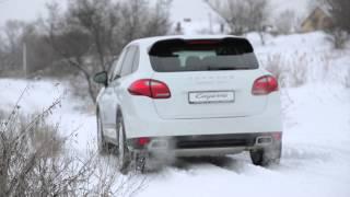 Тест драйв Porche Cayenne S Hybrid(Тест-драйв Porche Cayenne S Hybrid. 28/01/13., 2013-02-05T15:10:55.000Z)