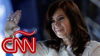 Cristina Fernández de Kirchner hacia la vicepresidencia, ¿bueno para la economía?