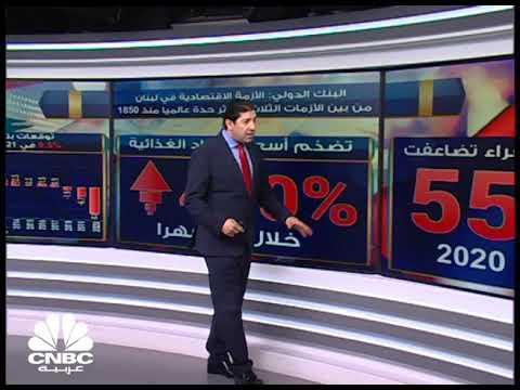 معاناة لبنان الاقتصادية... من بين الأزمات الثلاث الأكثر حدة عالميا منذ 1850