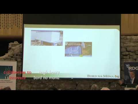 CITA EIN November 9th 2011, Hugh Henry of Bord Na Mona, 'Collaborate to Innovate'